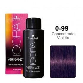 Igora Vibrance 0-99 Concentrado Violeta