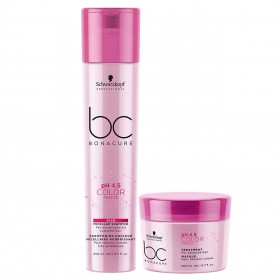 kit Color Freeze - Shampoo Rich 250 ml + Máscara 200 ml