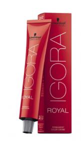 Kit Coloração Igora Royal 2 unidades 8-77 + 2 unidades Ox 30 vol 60 ml