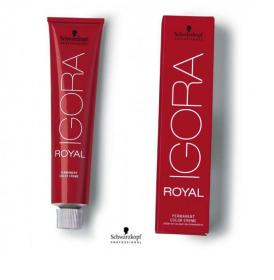 Kit Coloração Igora Royal 3 unidades 9-7 - Ganhe 3 unidades Ox 40 vol 60 ml