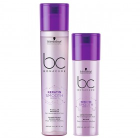 kit Smooth Perfect - Shampoo Micellar + Condicionador 200 ml