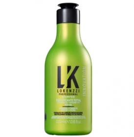 Lokenzzi Fortificante Total Shampoo 320ml