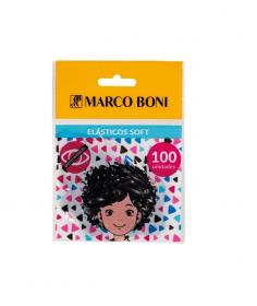 Marco Boni Elástico Soft Preto 100un