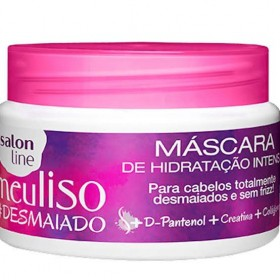 Salon Line Máscara de Hidratação Intensa Meu Liso Desmaiada 300 gr