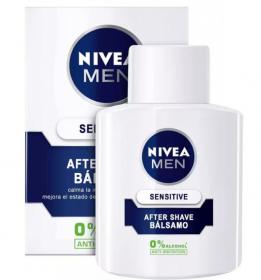 Nivea For Men Pós Barba Bálsamo Sensitive 100ml