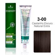OUTLET - Essensity 3-00 Castanho Escuro Natural Extra