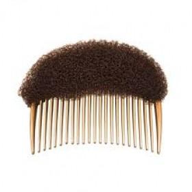 Ricca Enchimento de topete marrom para penteado