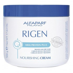 Alfaparf Máscara de Nutrição Rigen Milk Protein Plus 500 g
