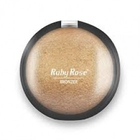 Ruby Rose Pó Bronzeador Marrom Gold