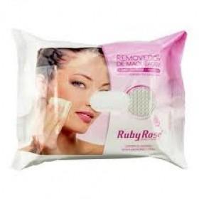 Ruby Rose Lenço Removedor De Maquiagem