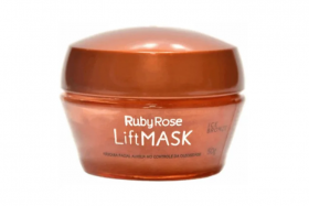 Ruby Rose Lift Mask Ice Bronze Hidratante Facial 50g