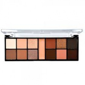 Ruby Rose Paleta De Sombras Pocket Just Perfect