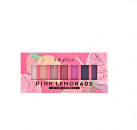 Ruby Rose Paleta de Sombras Pink Lemonade