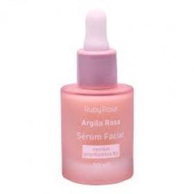Ruby Rose Sérum Facial Argila Rosa