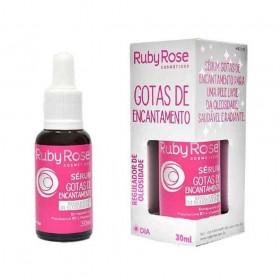 Ruby Rose Sérum Facial Gotas De Encantamento