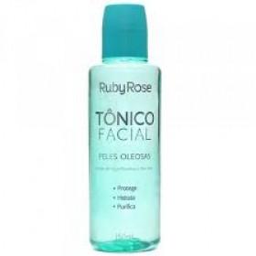 Ruby Rose Tônico Facial para Peles Oleosas