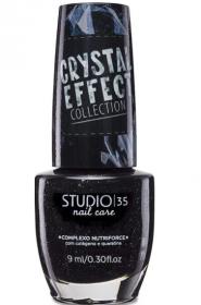 Studio 35 Esmalte Crystal Effect  #DesceeArrasa