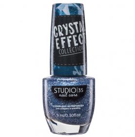 Studio 35 Esmalte Crystal Effect  #EstrelaNoCéu