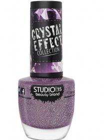 Studio 35 Esmalte Crystal Effect  #FadaMadrinha