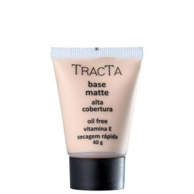 Tracta Base Facial Matte Oil Free 01