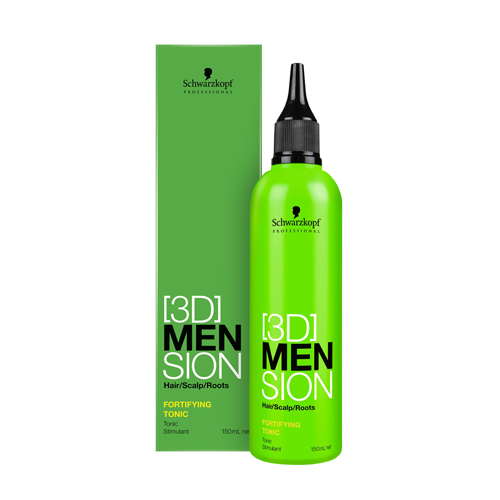 3D-Men Tônico Anti-Dandruff (Anticaspa) 150 ml
