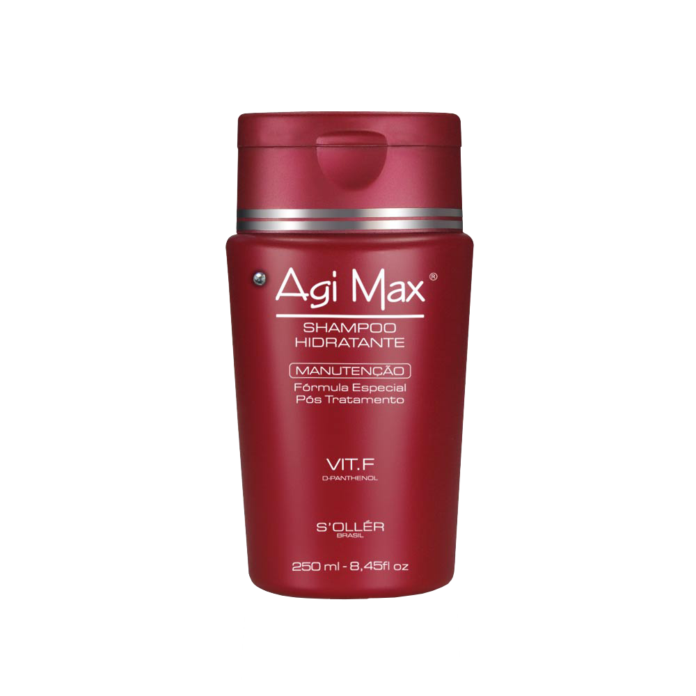 Agi Max Shampoo Manutenção Pós Progressiva 250ml