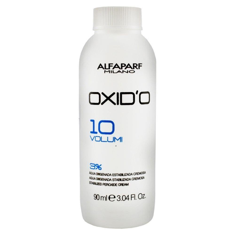 Alfaparf Água Oxigenada Oxid'o Cube 10 vol 90 ml