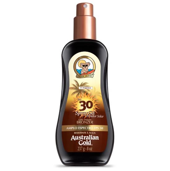 Australian Gold Protetor Solar Spray Gel PFS 30 237ml
