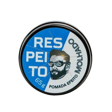 Barba de Respeito Modeladora Efeito Molhado 65g