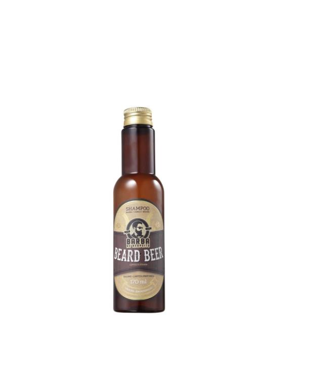 Barba de Respeito Shampoo Cerveja 170ml