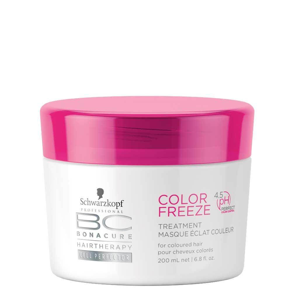 BC Color Freeze Máscara de Tratamento 200 ml