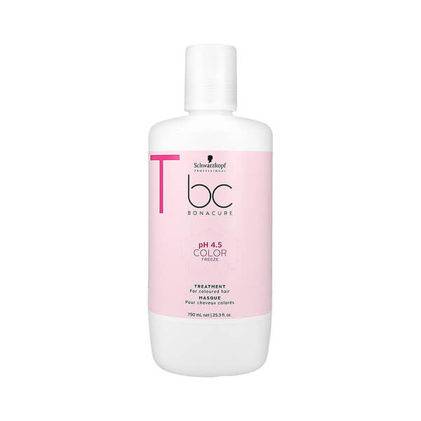 BC Bonacure Color Freeze Máscara Tratamento 750ml