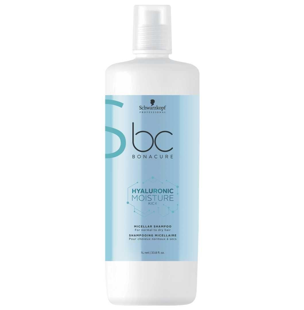 BC Hyaluronic Moisture Kick Shampoo 1000 ml