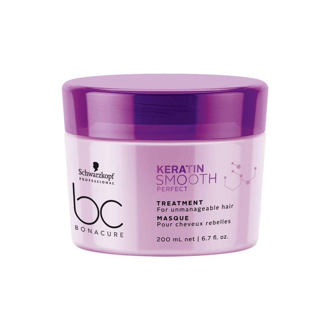 BC Keratin Smooth Perfect Máscara de Tratamento 200 ml