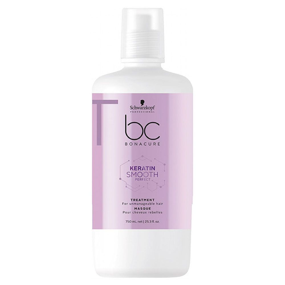 BC Keratin Smooth Perfect Máscara de Tratamento 750 ml