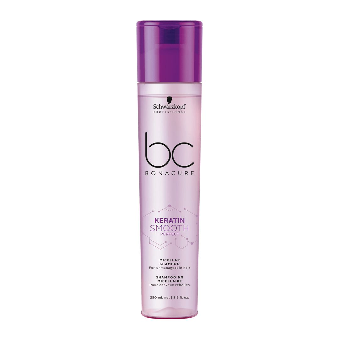 BC Keratin Smooth Perfect Shampoo 250 ml