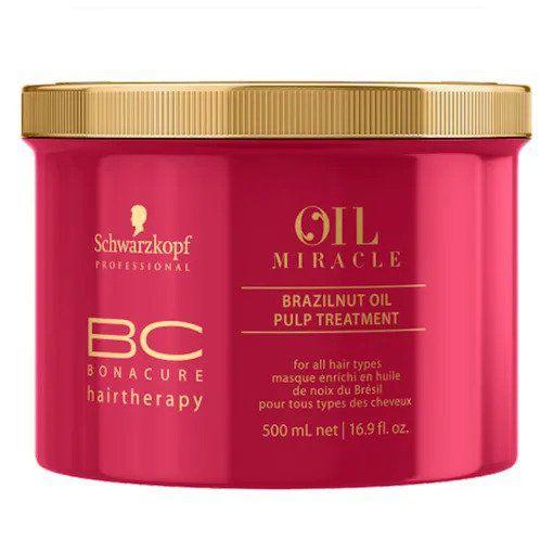 BC Oil Miracle Brazilnut Máscara de Tratamento 500 ml