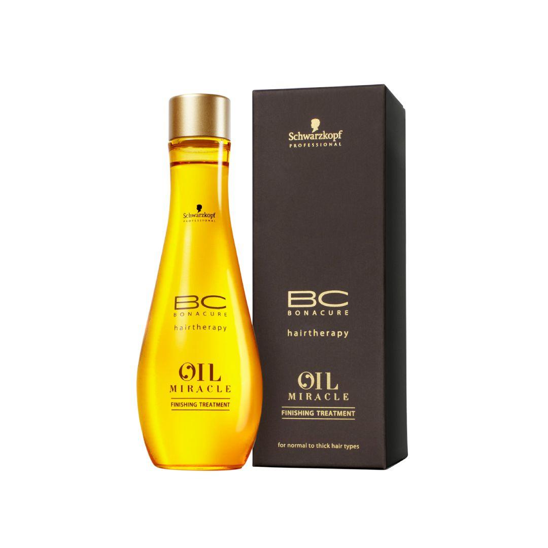 BC Oil Miracle Óleo de Cuidado Finalizador 100 ml
