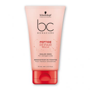 BC Peptide Repair Rescue Sealed Ends 75 ml