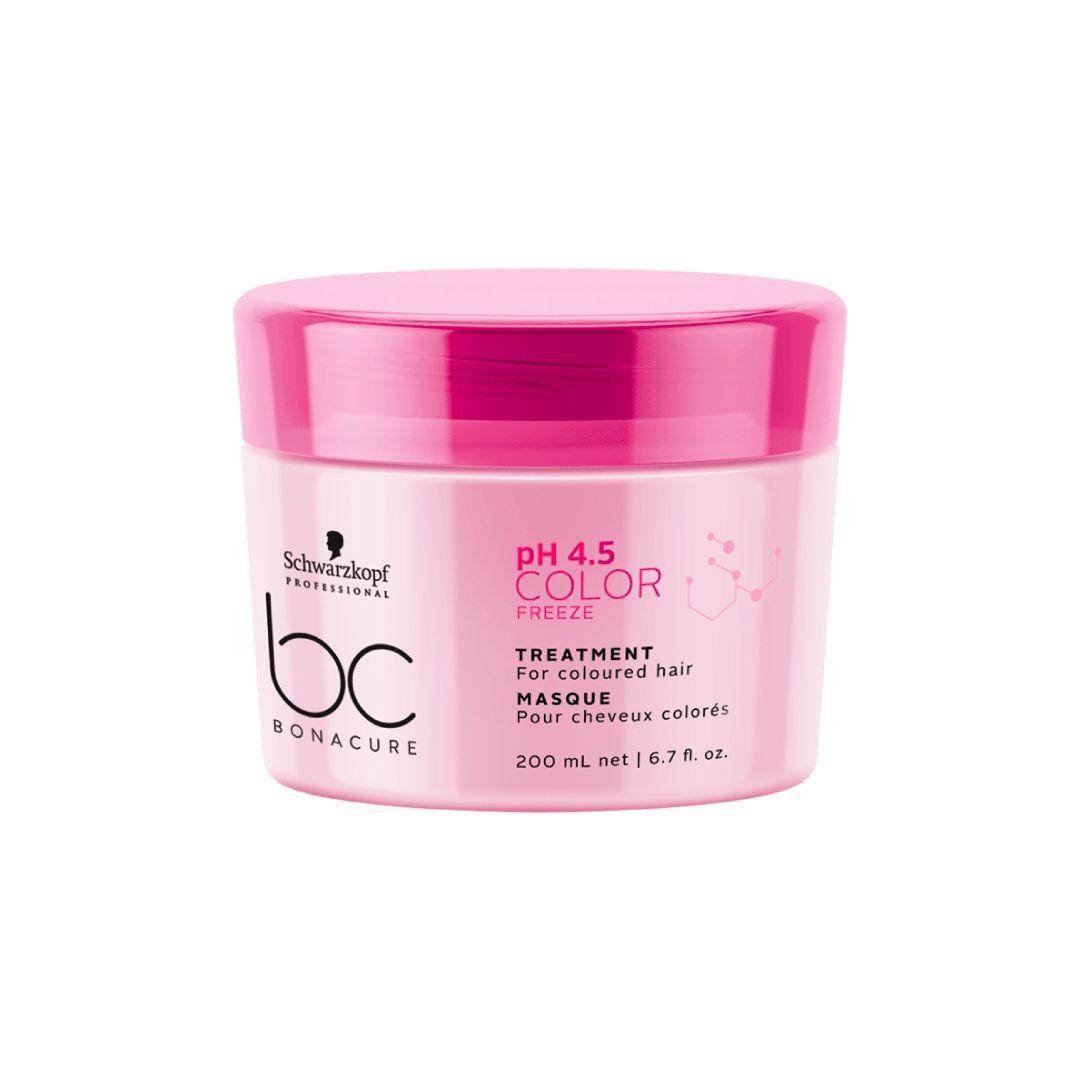 BC Bonacure Color Freeze Máscara Tratamento 200ml