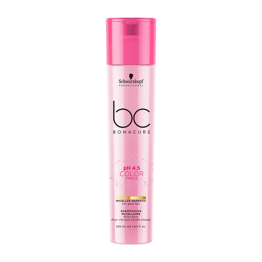 BC Ph 4.5 Color Freeze  Shampoo Gold 250 ml