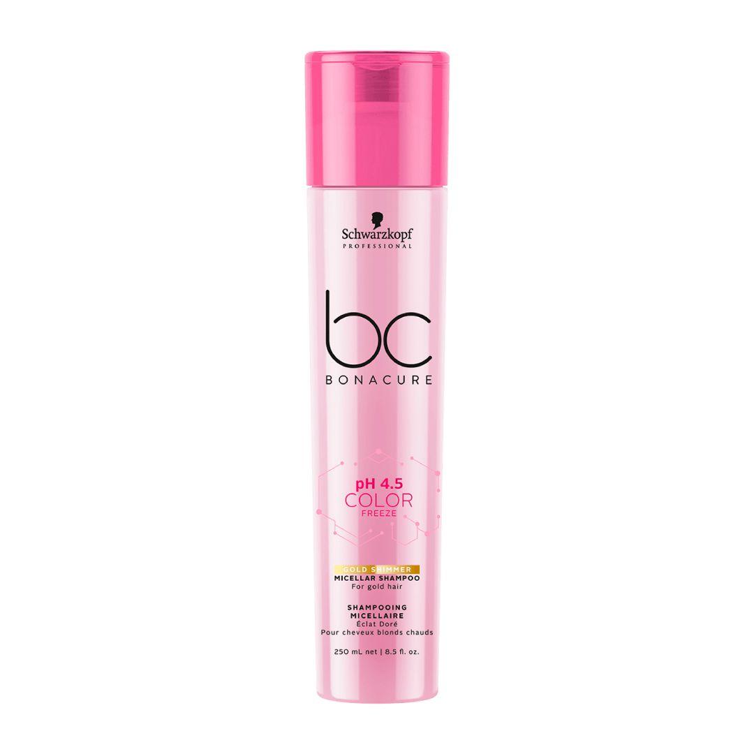 BC Ph 4.5 Color Freeze Shampoo Gold 250 ml
