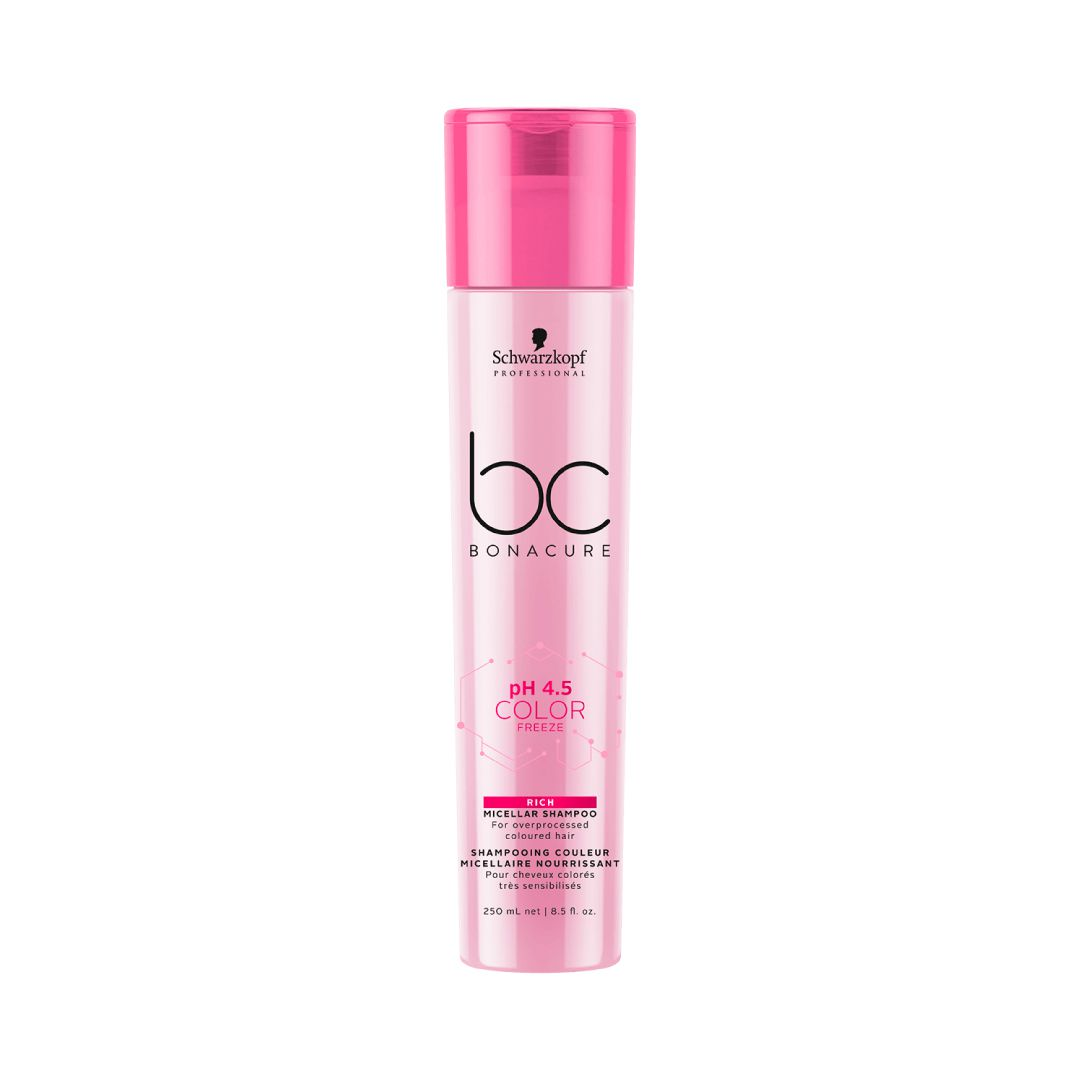 BC Ph 4.5 Color Freeze  Shampoo Rich 250 ml