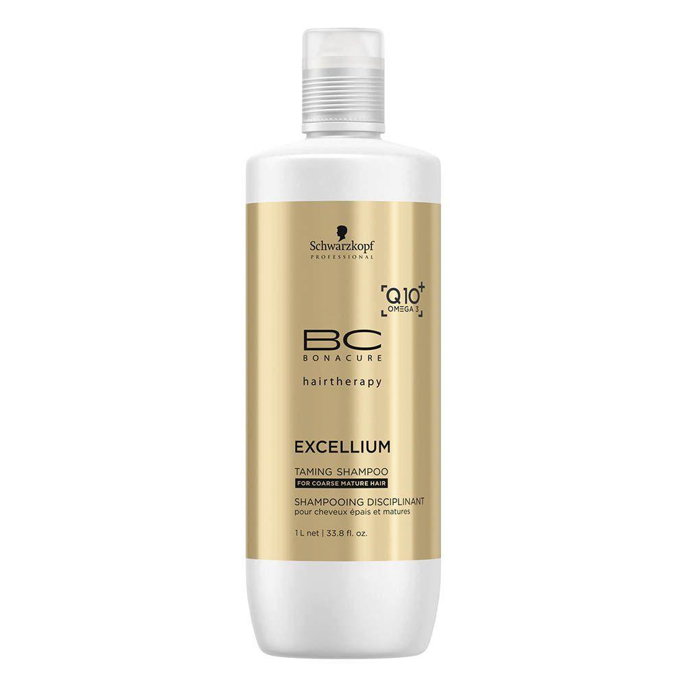 BC Excellium Taming Shampoo Disciplinante 1000 ml