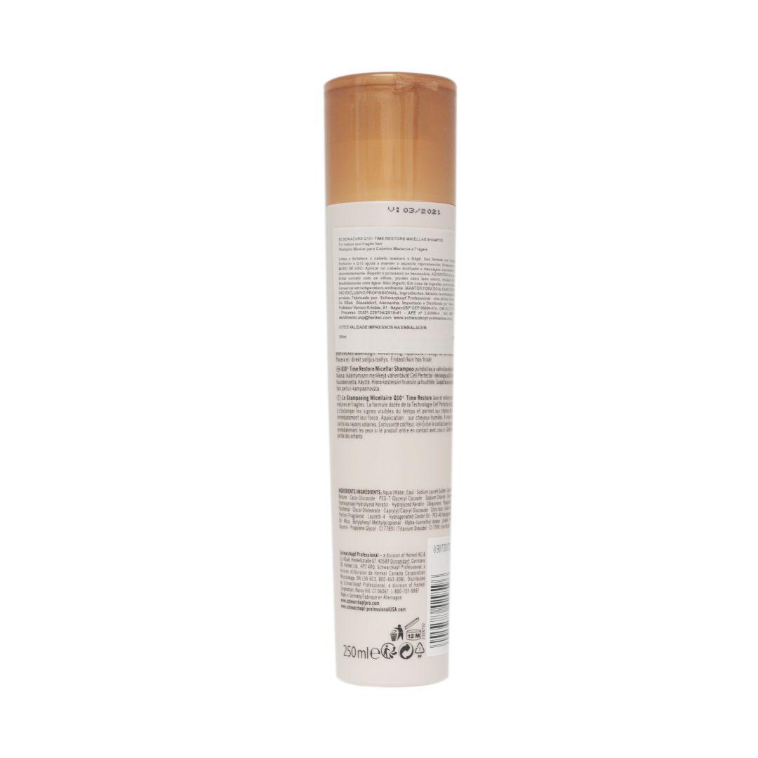 BC Q10+ Time Restore Shampoo 250 ml