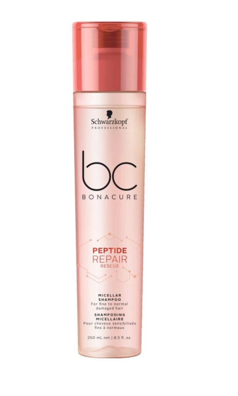BC Bonacure Repair Rescue Micellar Shampoo 250 ml