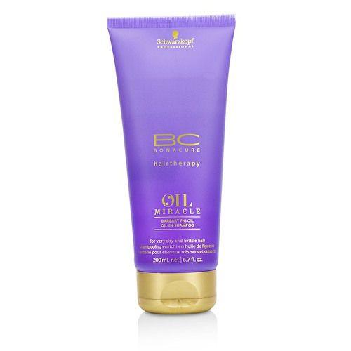 BC Oil Miracle Barbary Fig Oil Shampoo Restaurador 200ml