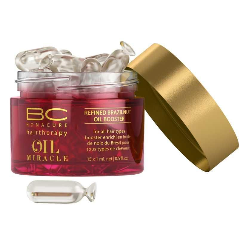 BC Oil Miracle Brazilnut Potencializador 15 X 1 ml