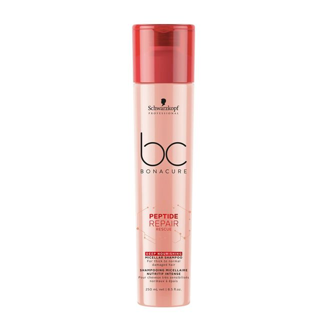 BC Peptide Repair Rescue Deep Nourish Shampoo 250ml