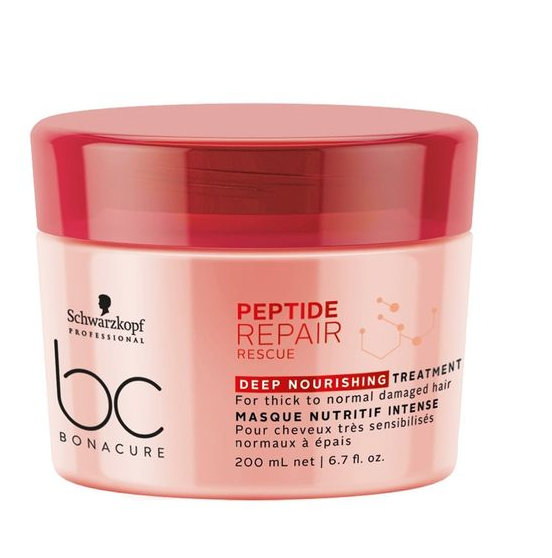 BC Peptide Repair Rescue Máscara Deep Nourishing 200 ml
